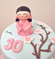 Compleanno Torta Giappone Fantastiche Immagini Hello Spank Su